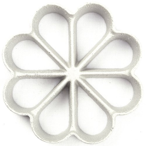 - Honey-Can-Do 7129 Large Rosette Iron