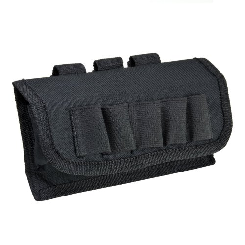 VISM by NcStar Tactical Shotshell Carrier, Black