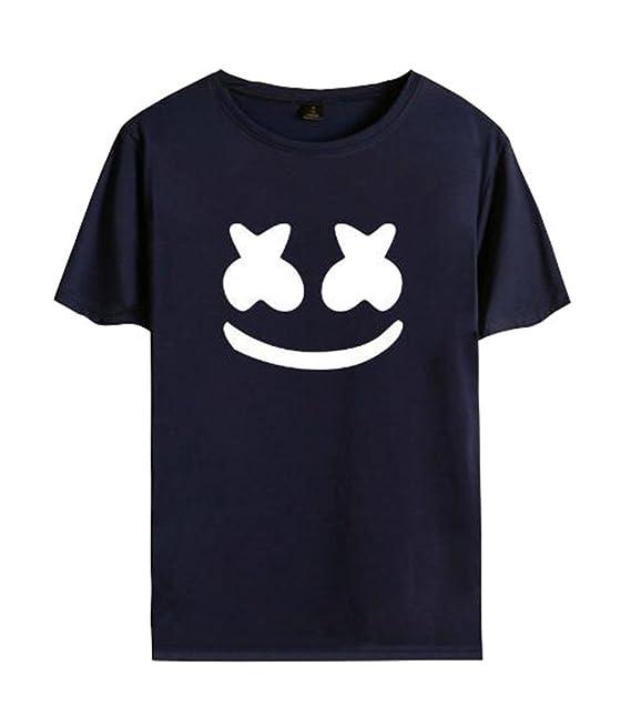 AILIENT T-Shirt Estampar Divertidas Mujeres Camiseta Manga Corta con Cuello Redondo Camisetas Cortas Personalizadas