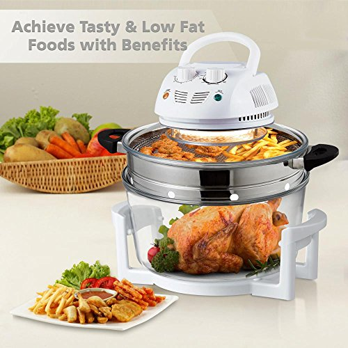convection oven recipes nutrichef halogen cooking convection oven air fryer air 12202