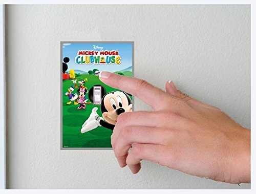 (Mickey Mouse Clubhouse Lightswitch)