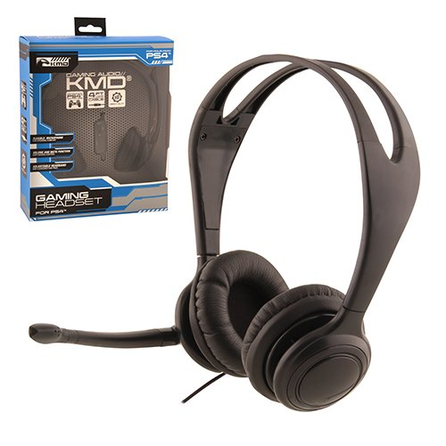 KMD PS4 Live Chat Headset - Small