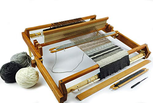 "Beka Fold & Go Rigid Heddle Loom 20"", used for sale  Delivered anywhere in USA"