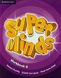Super Minds Level 6 Workbook, Herbert Puchta and Günter Gerngross, 0521223989