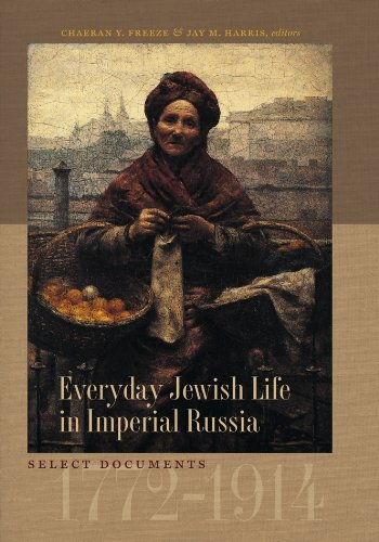 everyday life in imperial russia - 1
