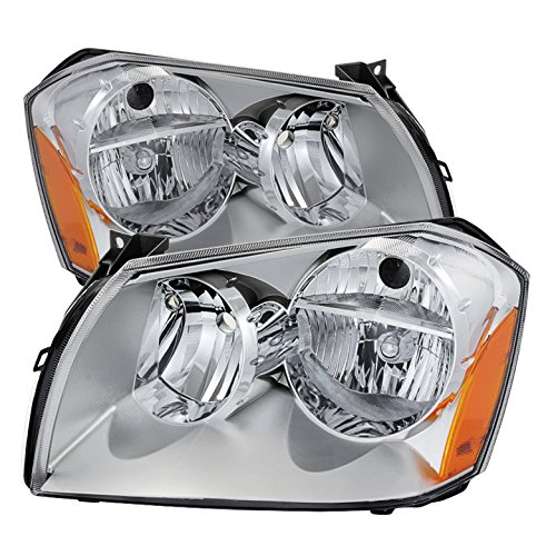 dodge-magnum-crystal-headlights-chrome-housing-with-clear-lens