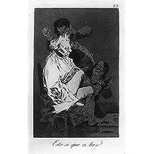 Photo: Esto si que es leer,Old Blind Man getting haircut,Servant,Francisco Goya Photo