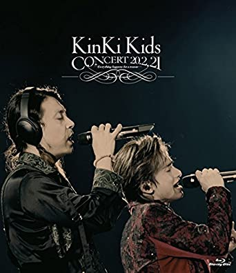 KinKi Kids CONCERT 20.2.21 -Everything happens for a reason- (Blu-rayé常ç¤)