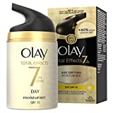 Olay SPF15 Total Effects 7-in-1 Anti-Ageing Moisturiser - 50 ml
