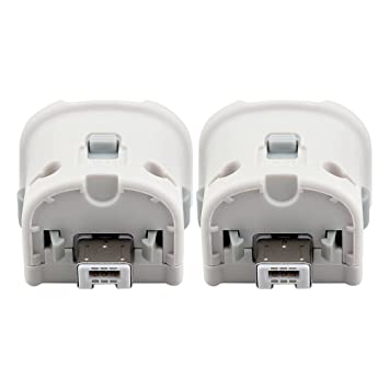 Prous XW16 Para la consola Nintendo Wii remoto Motion Plus adaptador Sensor 2 en 1