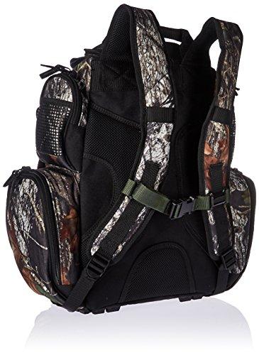 084298636042 - Wild River Tackle Tek Nomad Mossy Oak Camo LED Lighted Backpack, Fishing Bag, Hunting Backpack carousel main 1