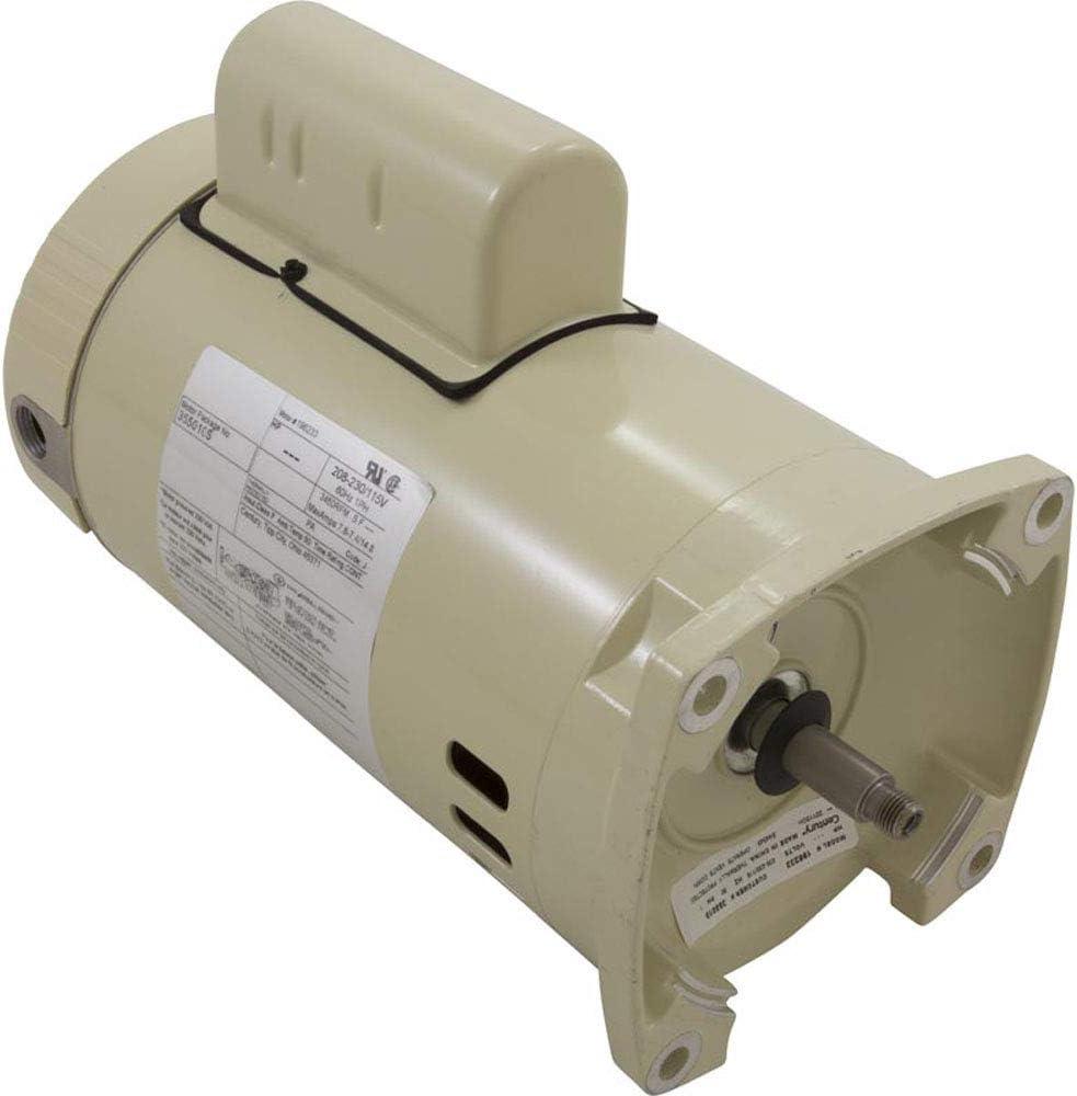 Pentair Motor, SF/WF, 1.0hp, 115v/208-230v, 1-Spd, SQFL, EE, Full