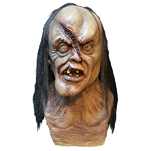 Trick Or Treat Studios Men's Hatchet-Victor Crowley Mask, Multi, One (Victor Crowley Costume)