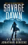 #4: The Savage Dawn (The Vampire World Saga Book 3)