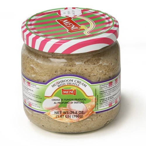 Mushroom and Truffle Cream by Menu (1.7 pound)