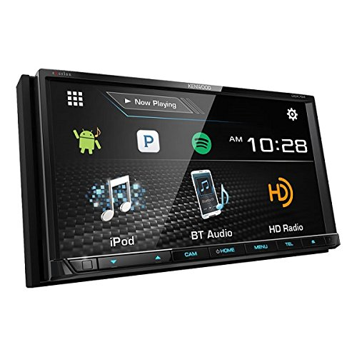Kenwood DDX794 6.95-Inch 2-DIN DVD Receiver with Bluetooth and HD Radio by Kenwood (Image #1)