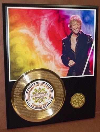 Gold Record Ltd Edition (Bon Jovi