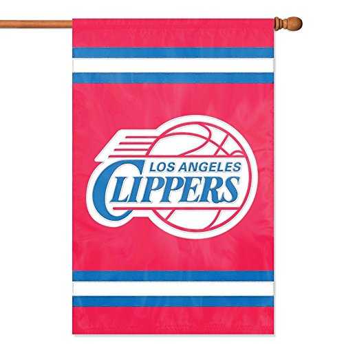 Party Animal Los Angeles Clippers Banner NBA Flag
