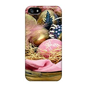 For HcjqkDe5358wVzvW Easter Basket Protective Case Cover Skin/iphone 5/5s Case Cover