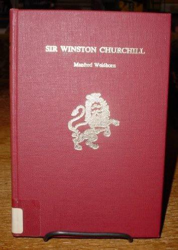 Sir Winston Churchill (Twayne's English authors series ; TEAS 264)