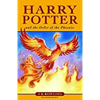 Harry Potter, volume 5: Harry Potter and the Order of the Phoenix