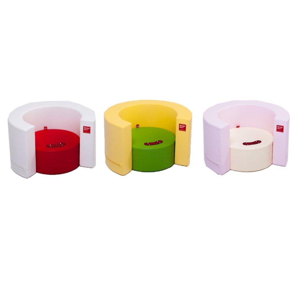 Design Skin Tunnel Sofa Sets (Pack of 3)
