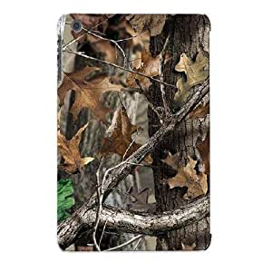 Christmas Gift - Tpu Case Cover For Ipad Mini/mini 2 Strong Protect Case - Realtree Camo Pattern Design