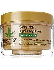 Hempz Original Herbal Sugar Body Scrub, 7.3 Fl Oz