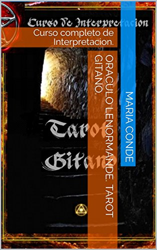 Amazon.com: Oraculo Lenormande. Tarot Gitano.: Curso ...