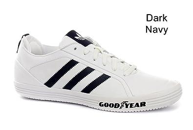 online store e3974 320e2 Adidas Originals Goodyear Driver Vulc Mens Sneakers