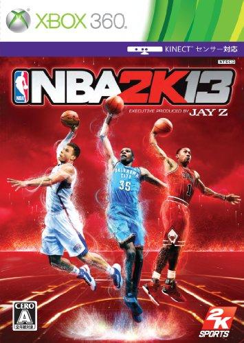 NBA 2K13 [Japan Import]