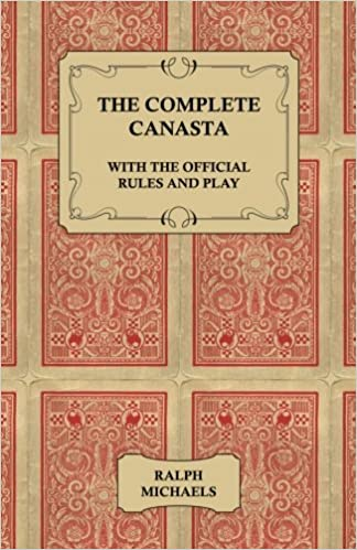 Book The Complete Canasta - With the Official Rules and Play