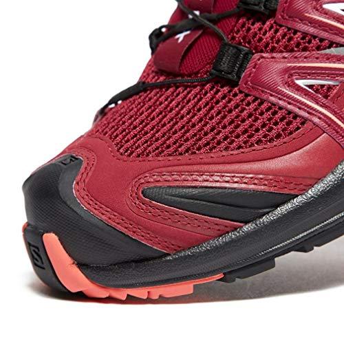 cerise Trail black Salomon Pro Beet beet cerise De Chaussures Red Red Femme 3d Rouge black Xa XX61Z4R
