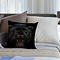 HGOD DESIGNS - Funda de Almohada con diseño de Animales, Pantera ...