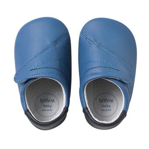 Bobux 460675 - Zapatos, unisex Blau (Blue)