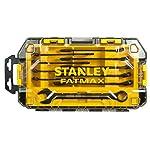STANLEY-FATMAX-FMHT0-74717-Set-10-pz-chiavi-combinate-in-Tough-Box