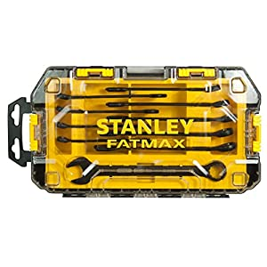 STANLEY FATMAX FMHT0-74717 Set 10 pz chiavi combinate in Tough Box 510qCVJMKIL. SS300