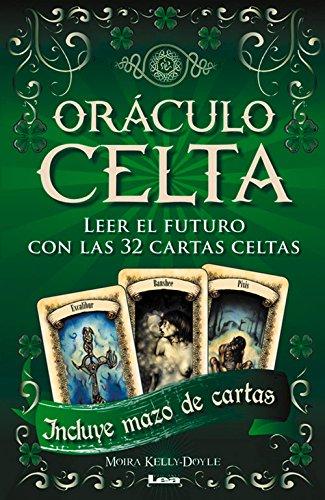 SPA-ORACULO CELTA CON MAZO DE: Amazon.es: Kelly, Moira: Libros