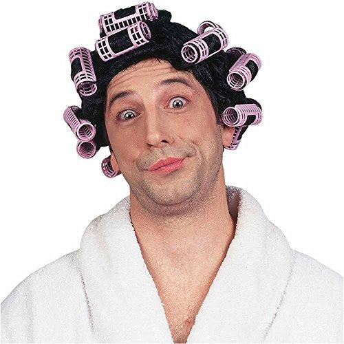 Curlers In Hair Costume (Hair in Curlers Wig Costume)