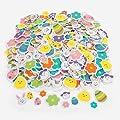 500 Colorful Easter Shapes adhesive /ARTS & Crafts/SCRAPBOOKING Supplies/SELF ADHESIVE/HOLIDAY ACTIVITY