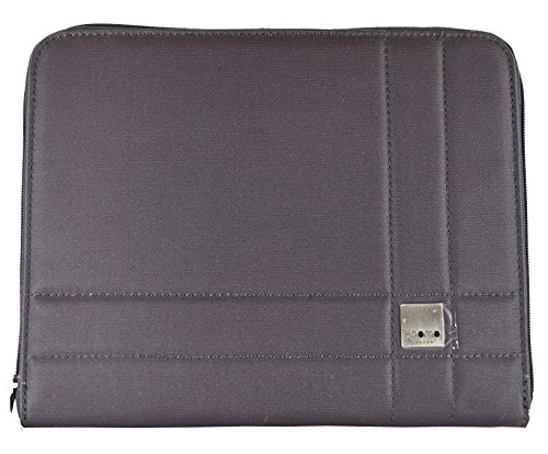 Knomo Ipad Zip 14-076 Laptop Sleeve,Slate,One -
