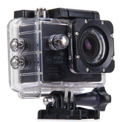 Sport Camera WiFi HD 1080 2.0 inch WiFi SJ7000 schwarz