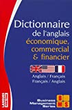 dictionnaire de l anglais ? c conomique commercial et financier french edition