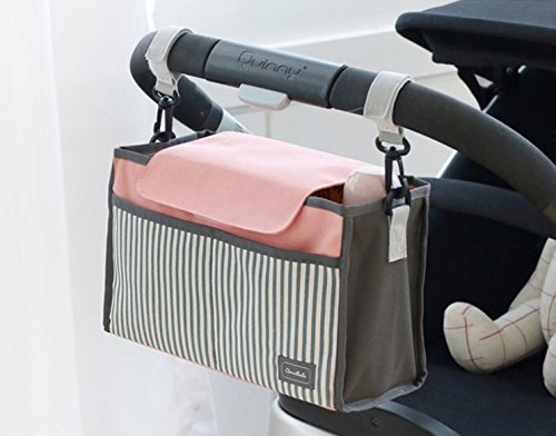 Baby Diaper Bag Insert Stroller Organizer for Stylish Moms, Turn Your Favourite Tote Bag into A Trendy Diaper Bag, Fits All Strollers, Extra-Large Storage Space, Perfect Baby Shower Gift - - Jacksonville Town Center The