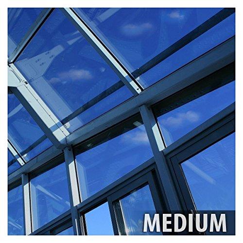 BDF NA35 Window Film Sun Control and Heat Rejection N35, Black (Medium) - 36in X 24ft by Buydecorativefilm (Image #4)