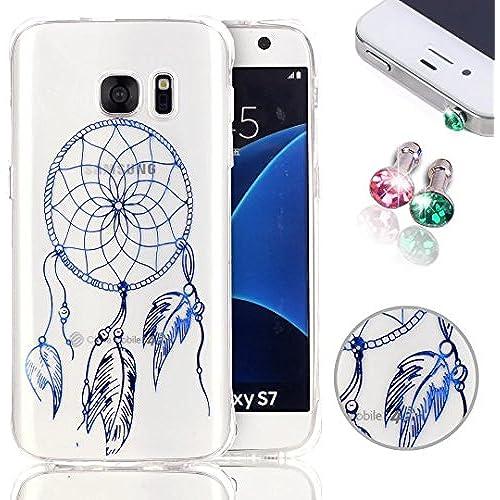 Galaxy S7 Case, Samsung Galaxy S7 Case for Girls, Pershoo Transparent Ultra Slim Non Slip Anti Scratch Soft TPU Sales