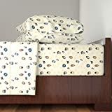 Roostery Diva 3pc Sheet Set Multipass by Studiofibonacci Twin Sheet Set made with