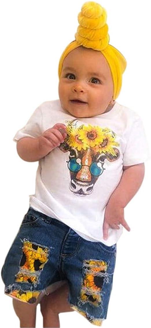 Pantalones Cortos Bowknot 1 Conjunto de cumplea/ños Tul Chic Ceremonia Boda Blanco Moneycom❤ Ropa de beb/é ni/ña Ropa de Verano Camisa Hueca