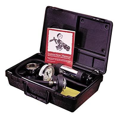 Stant 12270 30 Pound Cooling System and Pressure Cap Tester: Automotive