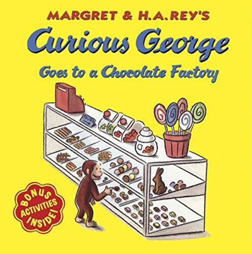 [H. A. Rey] Curious George Goes to a Chocolate Factory - Paperback